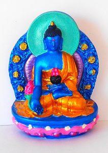 Blue Medicine Buddha