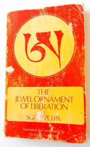 Jewel Ornament of Liberation book cover