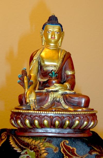 Medicine Buddha Rupa