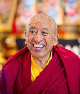 The Very Venerable Khenchen Thrangu Rinpoche